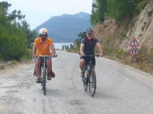 Fahrrad Tour Türkei Ören -Akyaka (2)