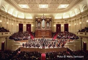 Janine Jansen im Concertgebouw