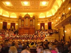Concertgebouw in Amsterdam (3)