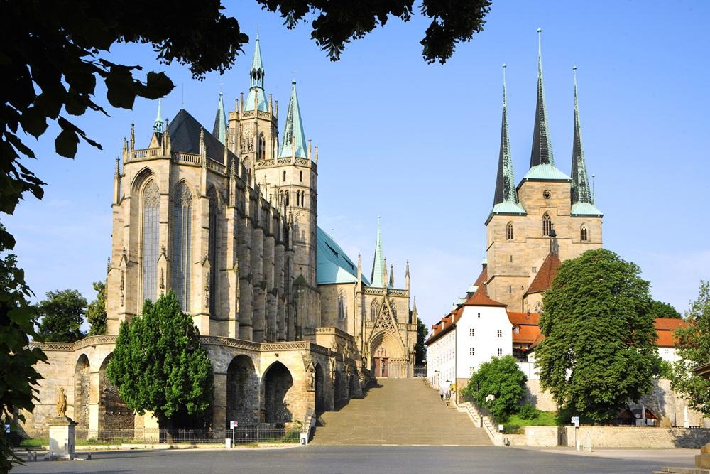 Luther reise DomundSeveri